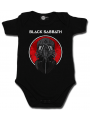 body bebè rock bambino Black Sabbath 2014