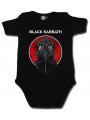 body bebè rock bambino Black Sabbath 2014