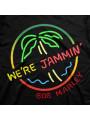 T-shirt bambini Bob Marley Neon Sign