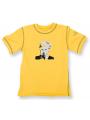 Madonna t-shirt bebè Lemon - Dyno Organic 100%