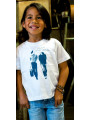 Simon and Garfunkel kinder T-shirt Walking photoshoot