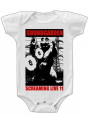 body bebè rock bambino Soundgarden Screaming Live