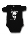 body bebè rock bambino Venom Black Metal Venom