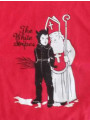 T-shirt bambini White Stripes Krampus