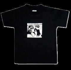 T-shirt bambini Sonic Youth Black Goo