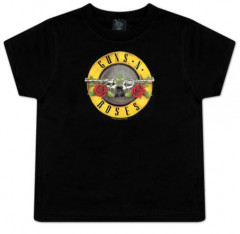 T-shirt bambini Guns and Roses Bullet