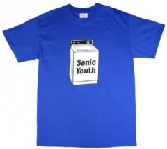 Sonic Youth t-shirt bebè Washer