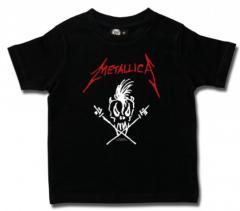 T-shirt bambini Metallica Scary Guy
