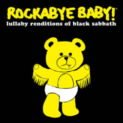 Rockabye Baby Black Sabbath