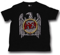 Slayer Kids T-shirt Silver Eagle (Clothing)
