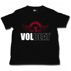 T-shirt bambini Volbeat Skullwing Volbeat