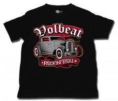 T-shirt bambini Volbeat Rock 'n Roll