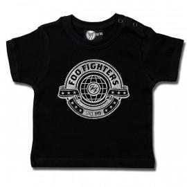 Foo Fighters t-shirt bebè