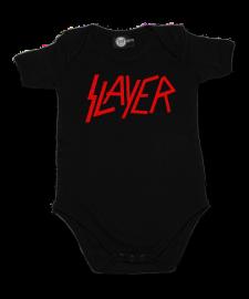 body bebè rock bambino Slayer Logo Slayer