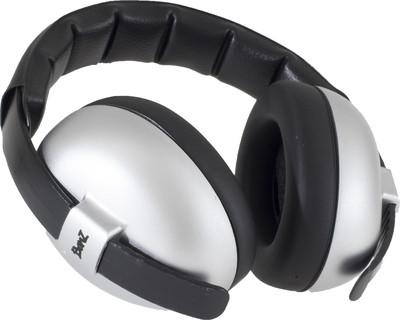 Protezione acustica per bambini BabyBanz Silver