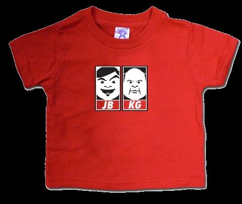 T-shirt bambini Tenacious D