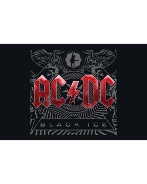 ACDC t-shirt bebè Black Ice ACDC