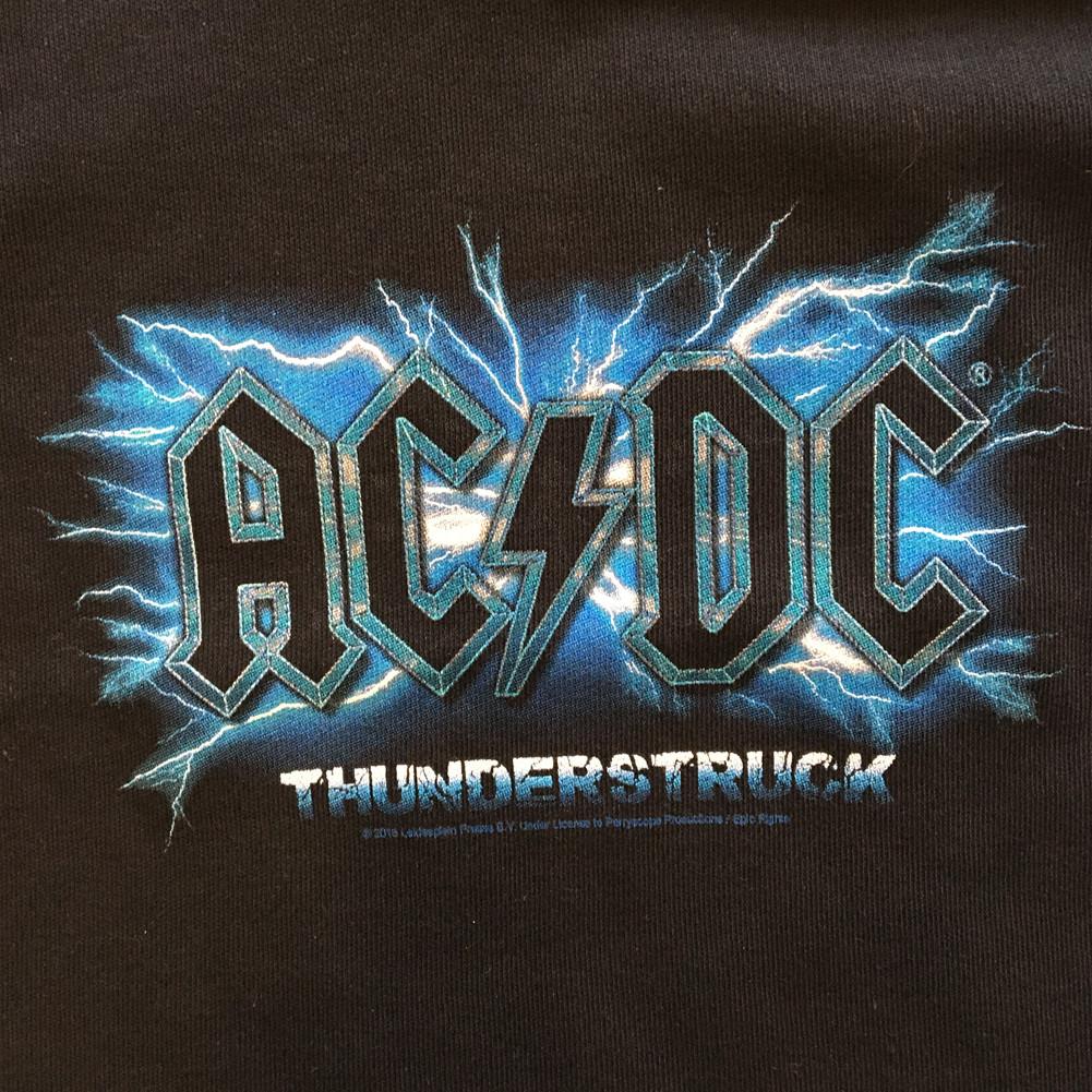 AC/DC Baby T-shirt Thunderstruck ACDC (Clothing)