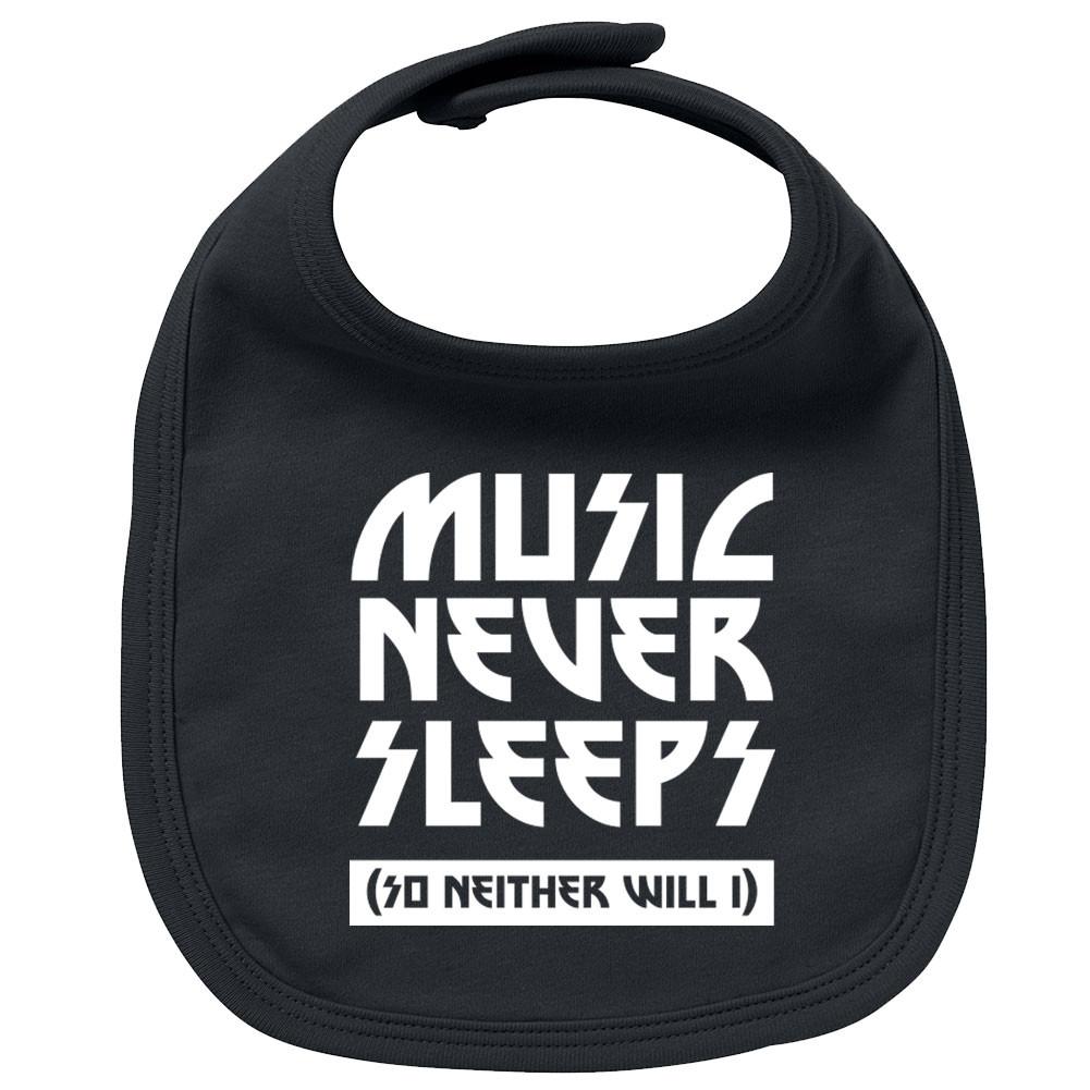 Bavaglino Music never Sleeps