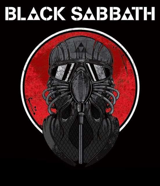 Body bebè Black Sabbath 2014
