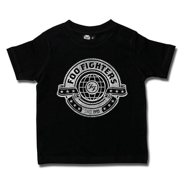 T-shirt bambini Foo Fighters