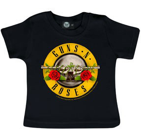 Guns and Roses t-shirt bebè Logo Guns n' Roses Bullet