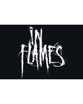 Body bebè In Flames Logo In Flames