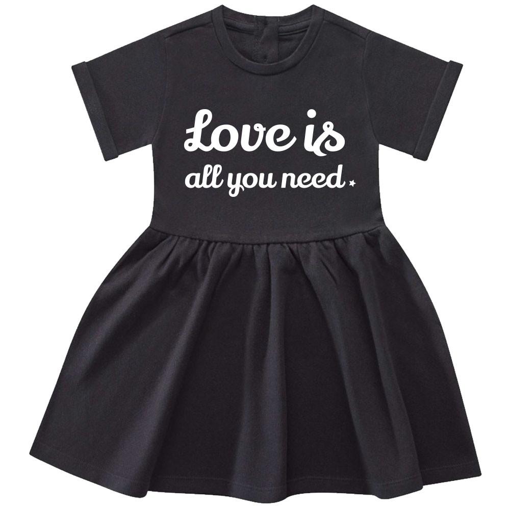 Maglietta per Bebe Love is all you need