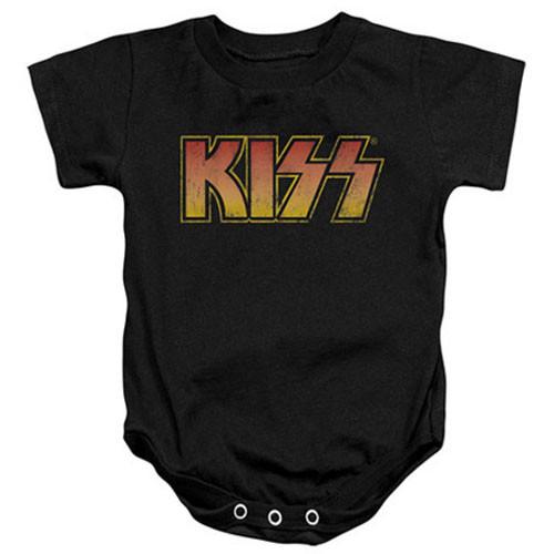 Body bebè Kiss Logo