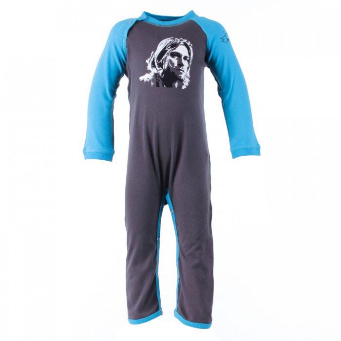 Tutina bebè Kurt Cobain - Dyno Organic 100%