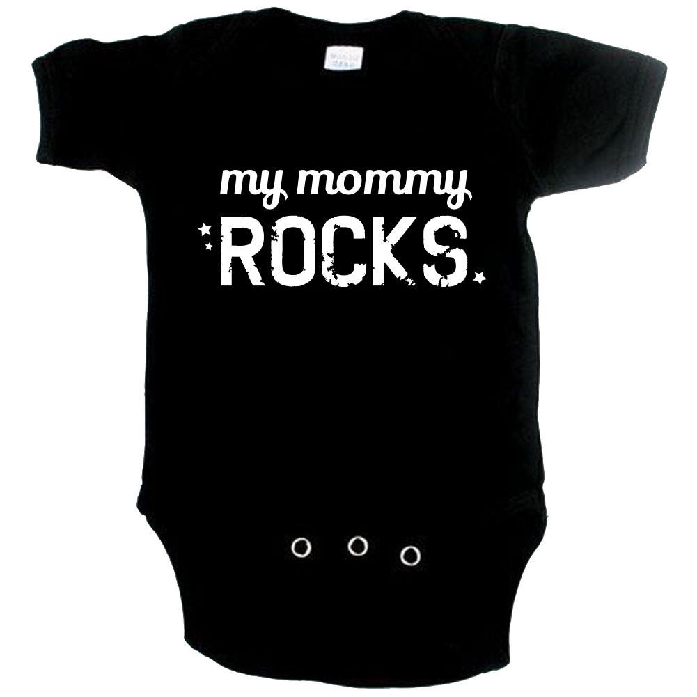 Body bebè Cool my mommy rocks