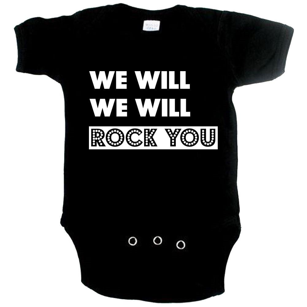 Body bebè Cool we will rock you