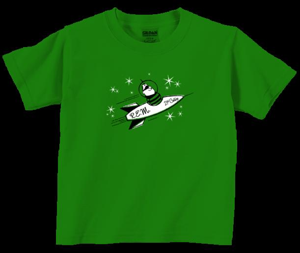 T-shirt bambini R.E.M. Tee Rocket