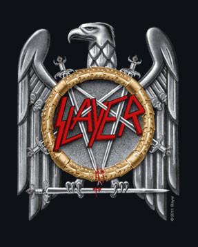 Slayer Babymetal T-shirt Silver Eagle
