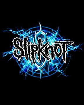 Slipknot t-shirt bebè Electric Blue