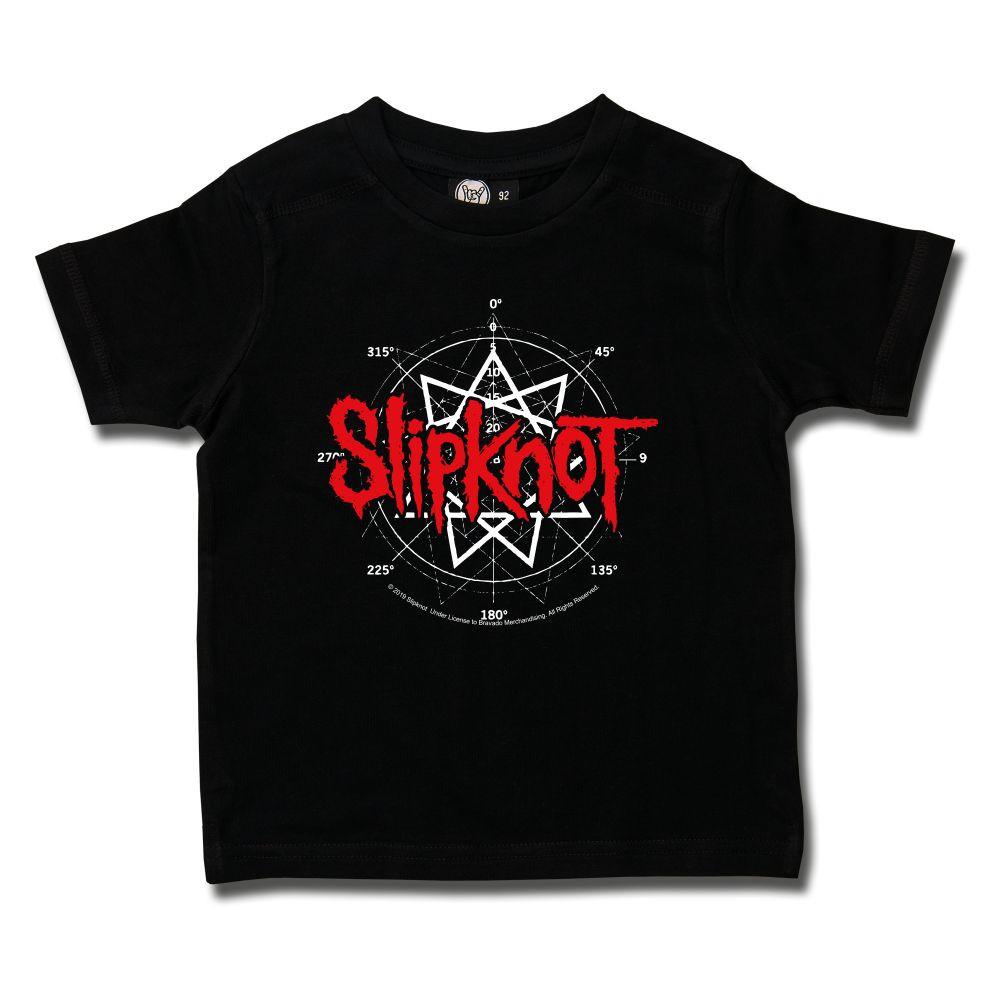 T-shirt bambini Slipknot Scribble