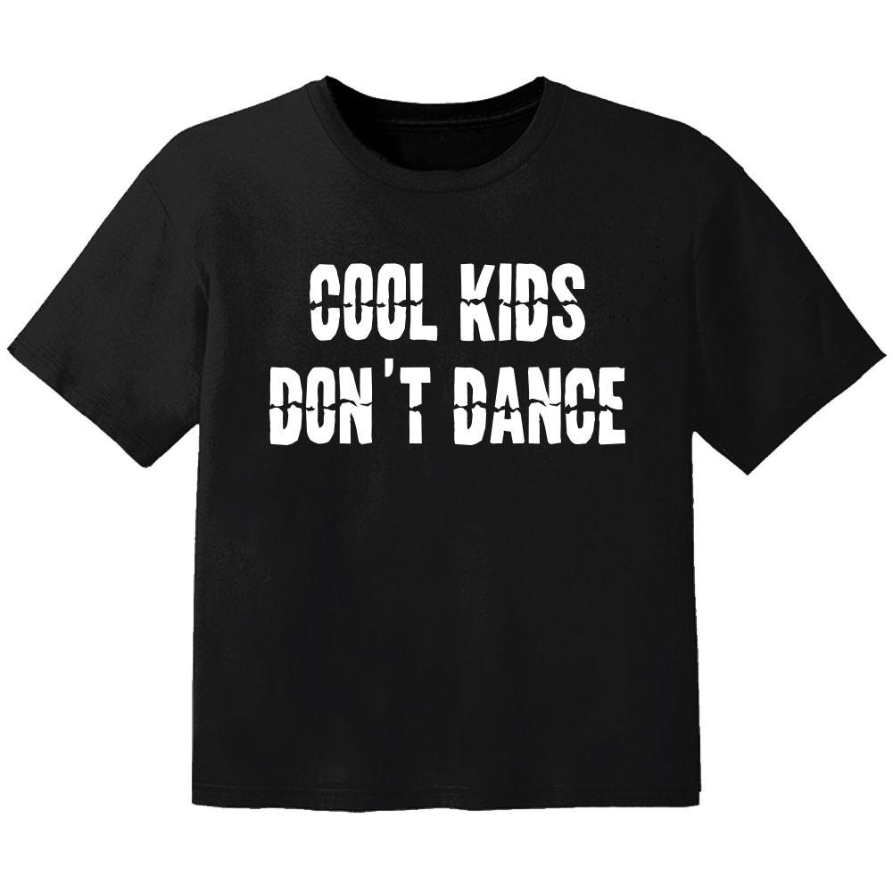T-shirt Bambino Cool cool kids don't dance