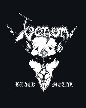 Body bebè Venom Black Metal Venom