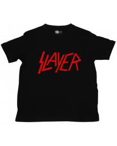 T-shirt bambini Slayer Logo Red