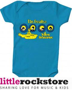 Body bebè Beatles Portholes | Body bebe Rock