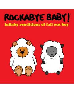 Rockabye Baby Fall Out Boy