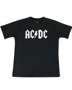 T-shirt bambini AC/DC Logo white AC/DC