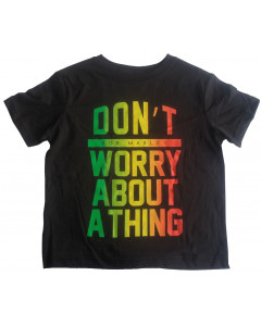 T-shirt bambini Bob Marley Don't Worry About A Thing