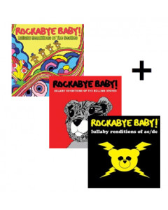 Idea regalo Rockabye Baby Classic Set