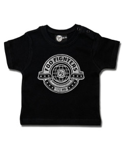 Foo Fighters t-shirt bebè