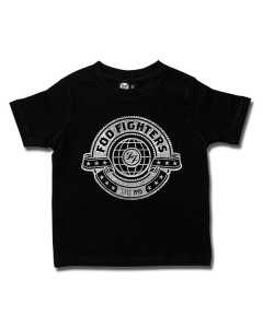 T-shirt bambini Foo Fighters
