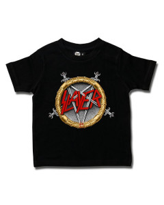 T-shirt bambini Slayer Pentagram Slayer