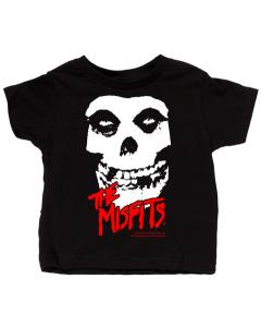 Misfits t-shirt bebè Skull