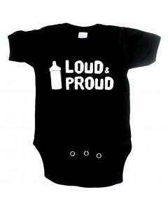 Body bebè Cool loud and proud