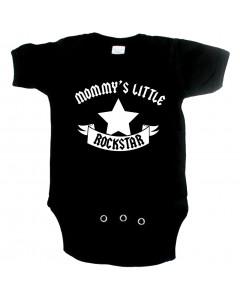 Body bebè Rock mommy's little rockstar